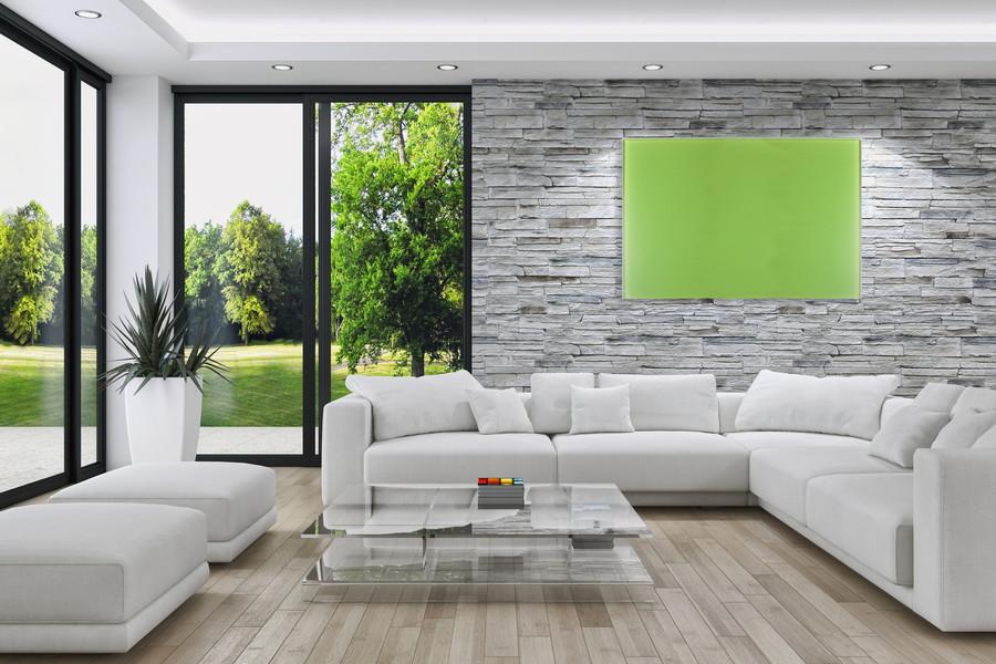 Interieur Villa Moderne : Elitec heizen mit infrarot exclusive bauen wohnen
