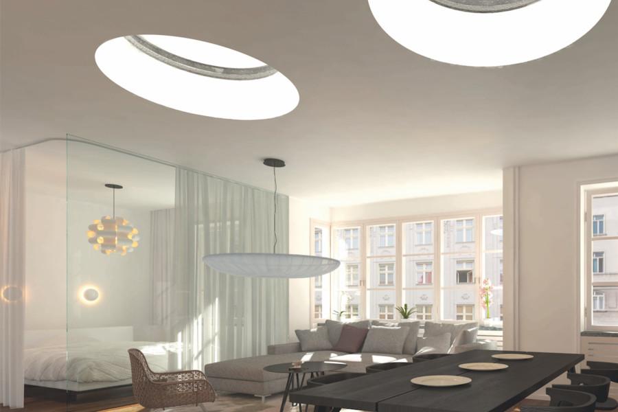 lamilux glaselement  lichtkuppel