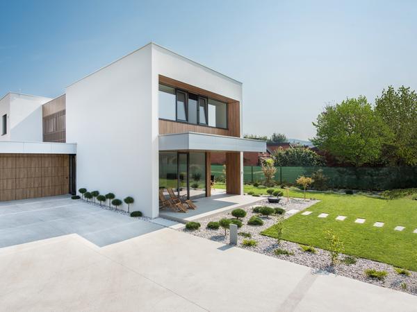 Bilder aktueller Trends - exclusive Bauen & Wohnen