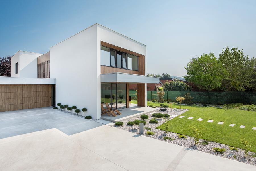 Häuser Villen Bilder Exclusive Bauen Wohnen