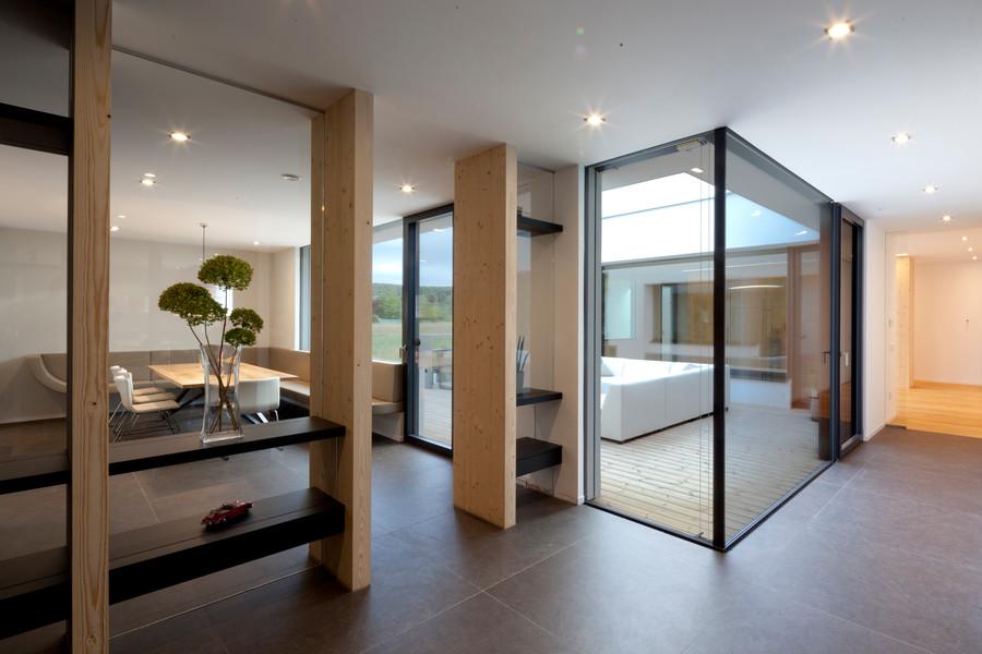 Bekannt PASCHINGER ARCHITEKTEN ZT KG. moderner bungalow mit JE24