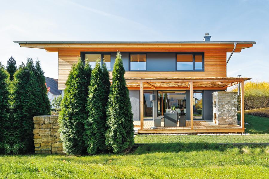 Kologisches baubiologisches bauen for Haus bauen firmen