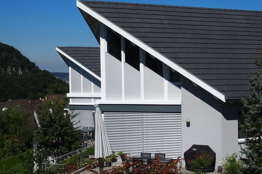 Schanz Rollladen schanz schrägrollladen exclusive bauen wohnen