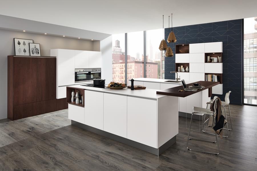Küche - exclusive BAUEN & WOHNEN